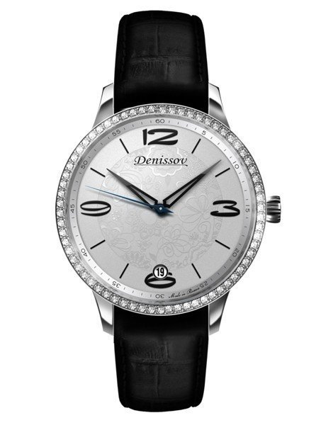 Часы Denissov Lady Flower 9015.002.1K.22