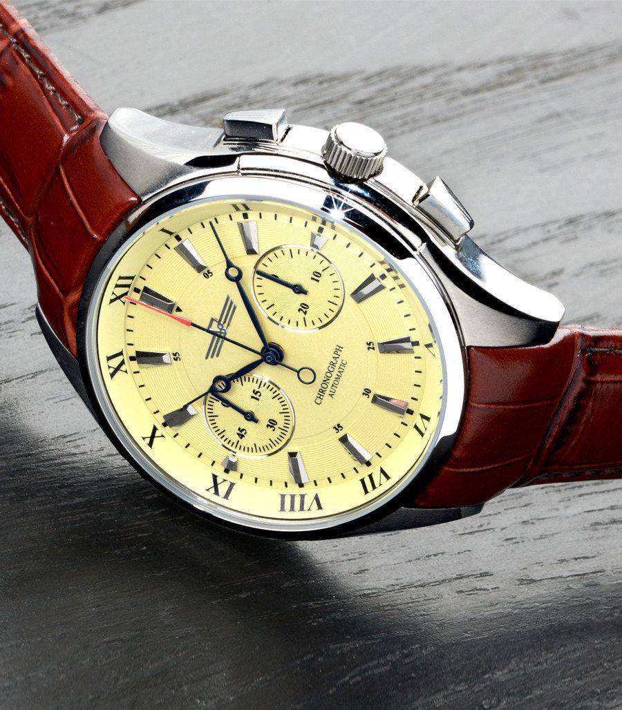 Часы хронограф полет продать часов архангельск скупка