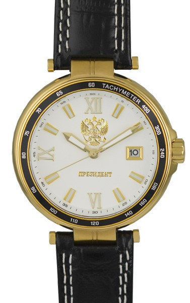 Watch Trading House Poljot Collection President 13296341_PR