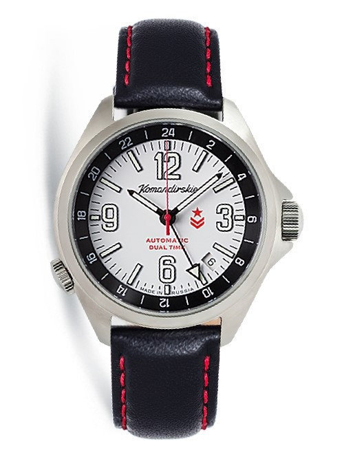 Vostok Commander Automatic K34 470767