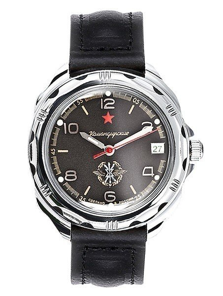 Watch Vostok Commander 211296