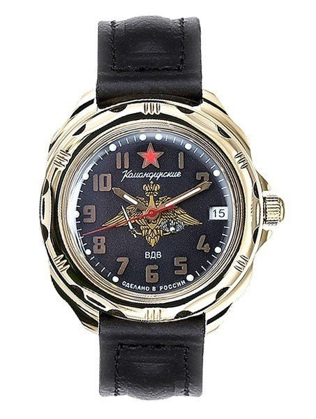 Watch Vostok Commander 219630
