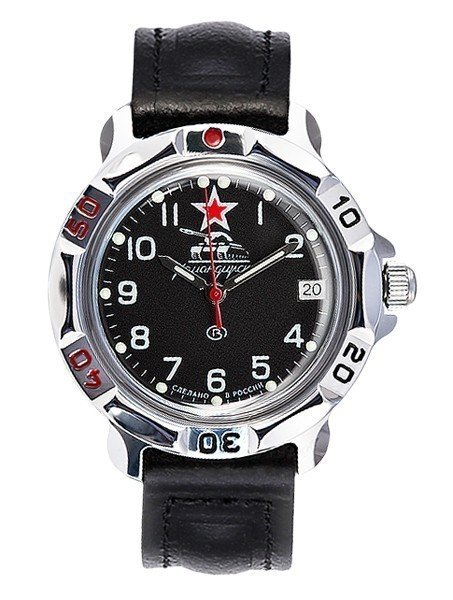 Watch Vostok Commander 811306