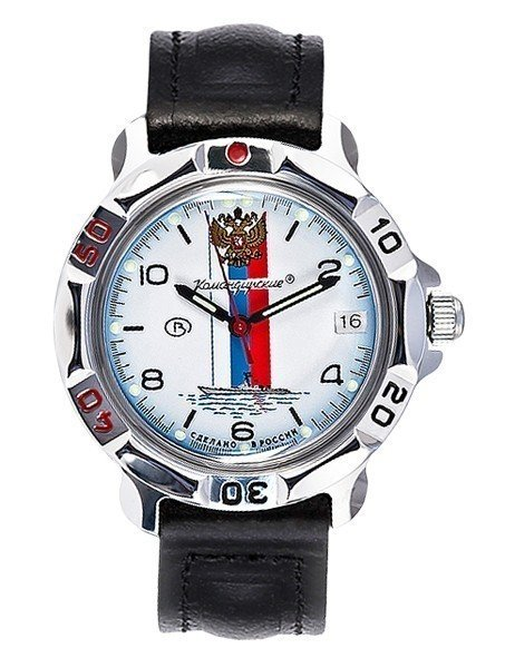 Watch Vostok Commander 811330