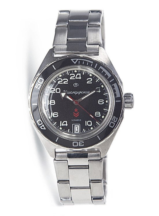 Vostok Commander Automatic 650541