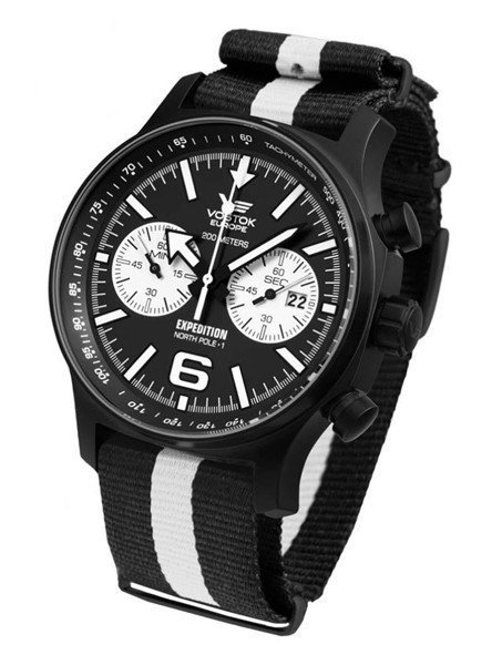 Watch Vostok Europe Expedition-2 6S21-5954199t