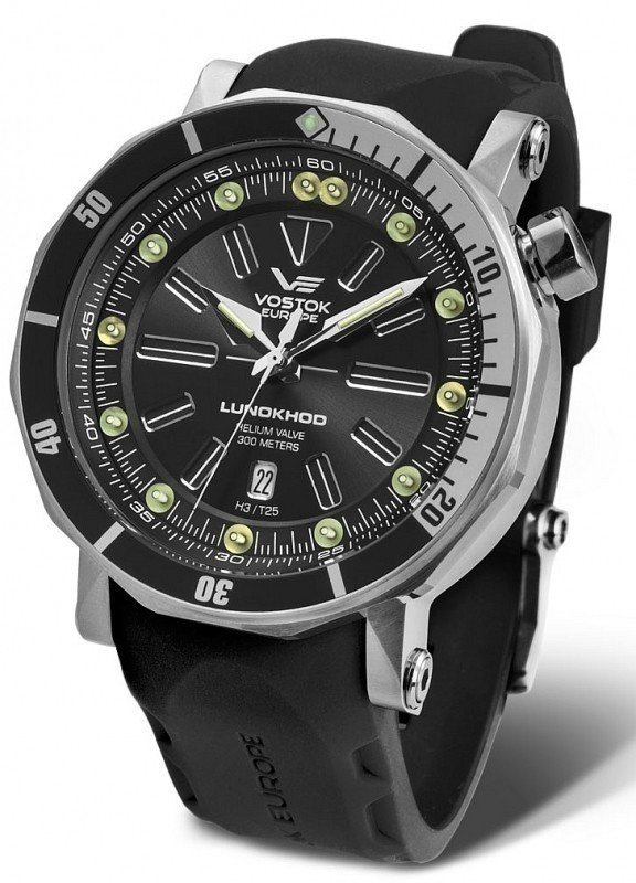 Часы Vostok Europe Lunokhod-2 NH35A-6205210